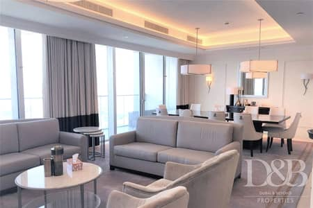 4 Bedroom Flat for Rent in Downtown Dubai, Dubai - Four Beds   Huge Layout   All Bills Included