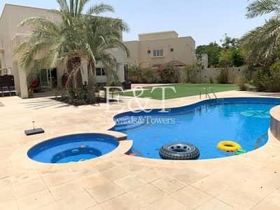فیلا 4 غرف نوم للبيع في السهول، دبي - Exclusive   Upgraded   Private Pool  Large Plot
