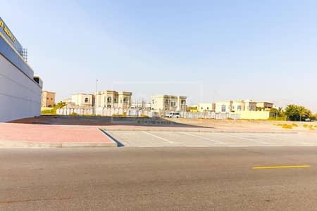 ارض تجارية  للبيع في البرشاء، دبي - Commercial Retail Plot | G+M | Prime Location