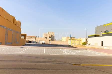 ارض تجارية  للبيع في البرشاء، دبي - Retail Plot | Best Price | G+M | Prime Location