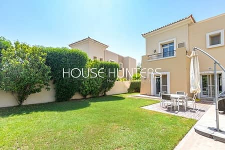 3 Bedroom Villa for Rent in Arabian Ranches, Dubai - Park Backing   Immaculate   Vacant July