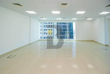 مکتب  للايجار في الخليج التجاري، دبي - Bright I Best Deal I Fitted Spacious I Low Floor