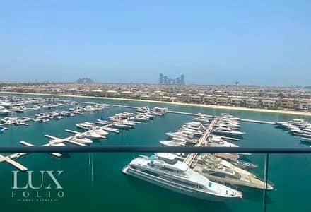 شقة 3 غرف نوم للايجار في نخلة جميرا، دبي - Stunning Atlantis View | Fully furnished