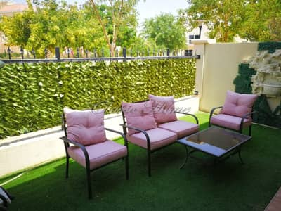 فیلا 3 غرف نوم للبيع في الورسان، دبي - Rented! Single Row 3 B/R+Maid's Room Al Warsan