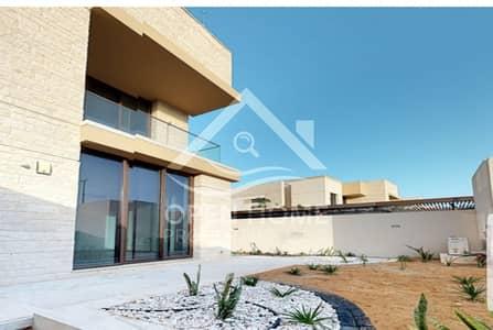5 Bedroom Villa for Sale in Saadiyat Island, Abu Dhabi - Elegant 5Beds Villa -  Mangrove Sea view