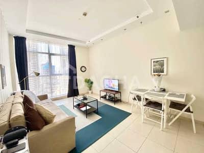 1 Bedroom Flat for Rent in Dubai Marina, Dubai - Amazing / Clean/Modern / AC FREE