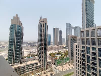 1 Bedroom Flat for Rent in Downtown Dubai, Dubai - 1 bed+Study | Burj Khalifa view | Chiller free