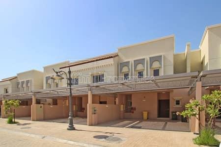 تاون هاوس 2 غرفة نوم للبيع في عقارات جميرا للجولف، دبي - Beautiful 2 B/R Townhouse | Middle Unit