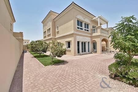 فیلا 2 غرفة نوم للايجار في قرية جميرا الدائرية، دبي - End July   JVC District 16   2 Beds + Maid