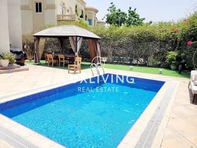 فیلا 4 غرف نوم للايجار في جزر جميرا، دبي - Huge Plot l Private Pool l Skyline View
