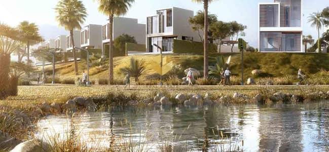 تاون هاوس 3 غرف نوم للبيع في داماك هيلز (أكويا من داماك)، دبي - Private golf community/ Californian lifestyle