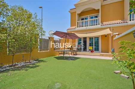 1 Bedroom Townhouse for Rent in Jumeirah Village Circle (JVC), Dubai - 2 Bed | Corner Plot | Vacant | Single Row | New