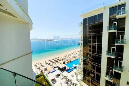 1 Bedroom Apartment for Rent in Palm Jumeirah, Dubai - Spacious | Sea View | Equipped Kitchen