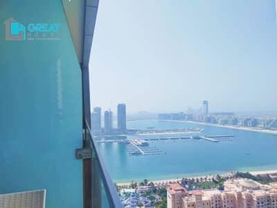 2 Bedroom Flat for Rent in Dubai Marina, Dubai - LUXURY  FULLY SEAVIEW   FULLU FURNISHED + MAIDS OR STUDY
