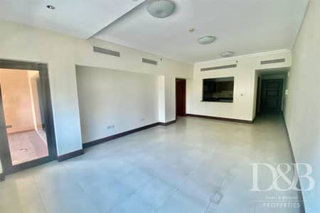 1 Bedroom Apartment for Rent in Palm Jumeirah, Dubai - 1 Bedroom   Unfurnished   Large Balcony