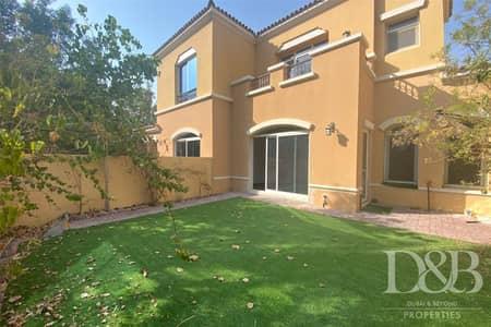 فیلا 2 غرفة نوم للايجار في المرابع العربية، دبي - Upgraded & Extended | Study | Private Garden