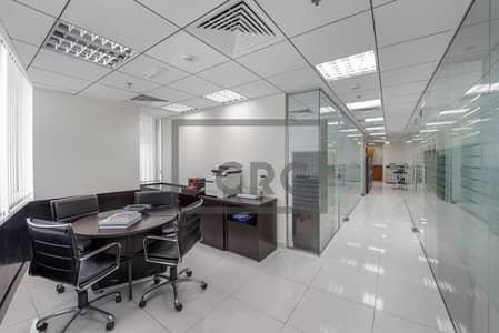 مکتب  للبيع في أبراج بحيرات الجميرا، دبي - Ready to move in|Fitted|Furnished