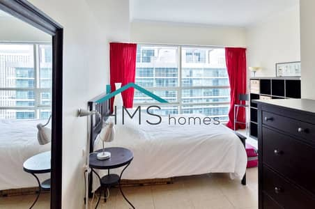 1 Bedroom Flat for Rent in Dubai Marina, Dubai - Best Deal 1BR Furnished Sahab 2 Available in July