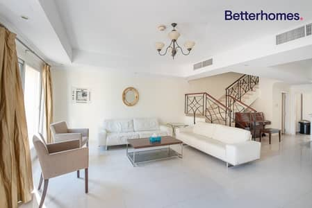 3 Bedroom Townhouse for Rent in Jumeirah Village Circle (JVC), Dubai - Available Now   Fully Furnished    Pool Access