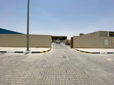Factory for Sale in Al Saja, Sharjah - For sale a marble factory in Sharjah Al Saja'a Industrial Area