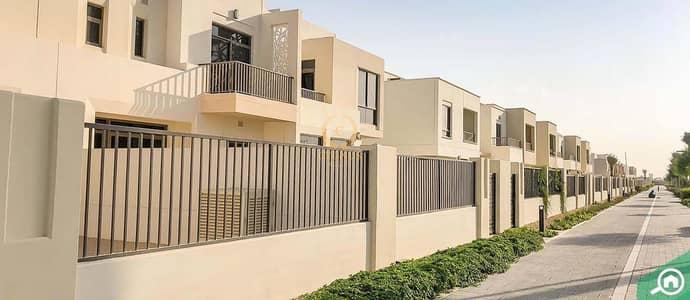 4 Bedroom Villa for Sale in Town Square, Dubai - 4Br Corner Villa   Near Pool and Park   Big Plot   Prime Location