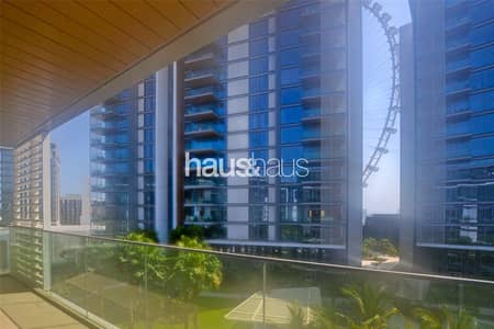 3 Bedroom Apartment for Rent in Bluewaters Island, Dubai - Exclusive | 3 + Maid | Internal View | 2130 sqft