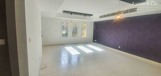 3 Bedroom Villa for Rent in The Springs, Dubai - LOVELY TYPE 3M  SPRINGS 15 AVAILABLE NOW
