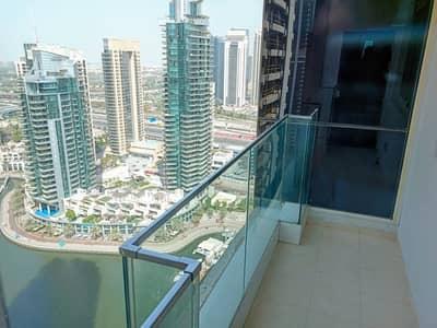 2 Bedroom Apartment for Rent in Dubai Marina, Dubai - Marina View   Free AC/Gym/Pool/Parking   Elegant 2BR Both Masters Bedrooms/Balcony/Kitchen Appliances