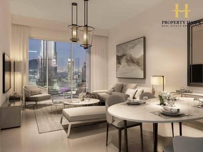 1 Bedroom Flat for Sale in Downtown Dubai, Dubai - Luxury City View | Low Floor| Prime Location