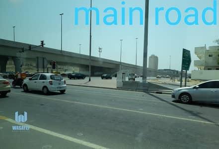 ارض تجارية  للايجار في القوز، دبي - COMMERCIAL OPEN LAND ON MAIN ROAD NEAR AL BASHAR