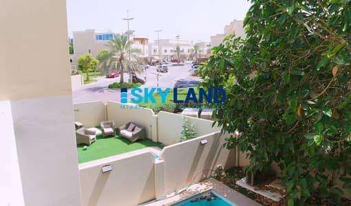 فیلا 5 غرف نوم للايجار في الريف، أبوظبي - CORNER Single Row 5BR in Best Location !