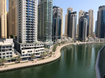 3 Bedroom Apartment for Rent in Dubai Marina, Dubai - 3 B/R + Balcony
