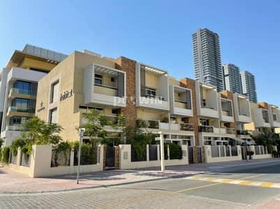 تاون هاوس 5 غرف نوم للايجار في قرية جميرا الدائرية، دبي - CORNER LOT TOWNHOUSE | SPACIOUS GARDEN