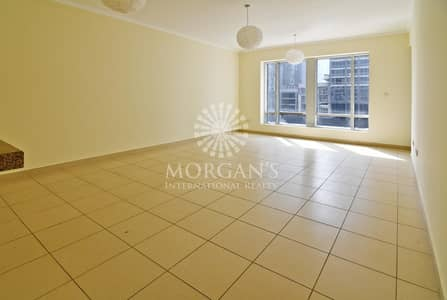 Spacious 1BR | Hot Deal | Semi open Kitchen