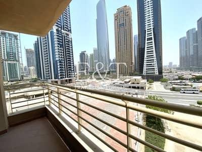 شقة 2 غرفة نوم للايجار في أبراج بحيرات الجميرا، دبي - Unfurnished | Two Beds + Maids | Low Floor