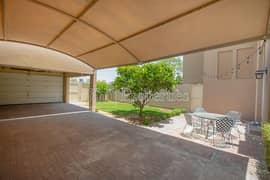 Al Barsha South with free bills -furnished villa
