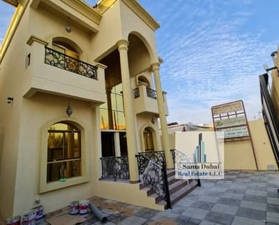5 Bedroom Villa for Rent in Al Mowaihat, Ajman - Villa first inhabitant with air conditioners In Al Mowaihat 2