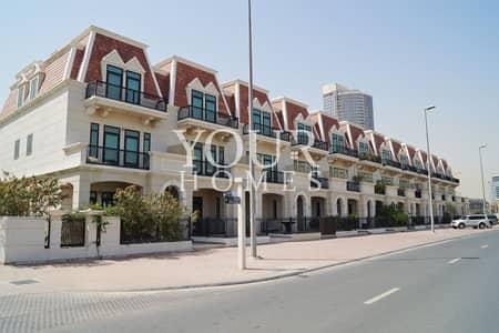 تاون هاوس 4 غرف نوم للبيع في قرية جميرا الدائرية، دبي - US   Exclusive   Corner   4Bed + Maid Huge Home