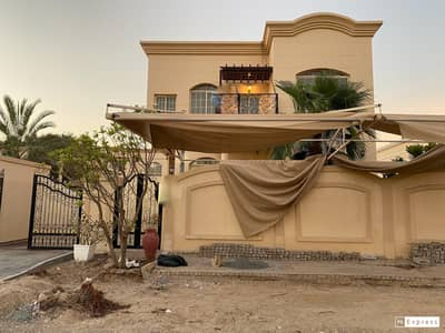 5 Bedroom Villa for Rent in Mohammed Bin Zayed City, Abu Dhabi - SEPARATE ENTRANCE Villa of 5-BR 2 Majlis and Hall AED145k at MBZ CITY