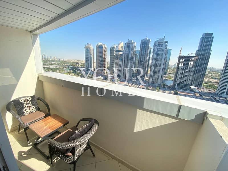 9 SO | Furnished 1BEd | High Floor | Vastu Compliant