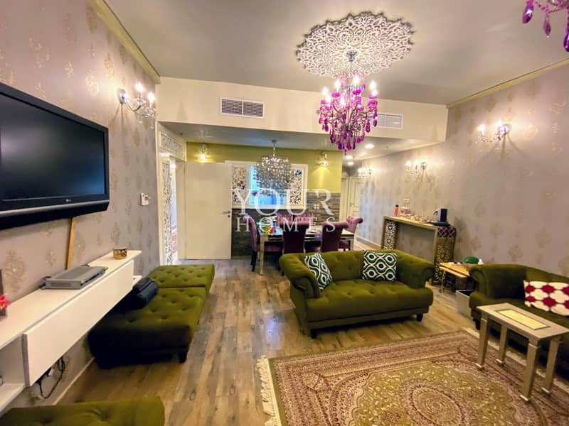 BS   Well Furnished & Upgraded 3bhk For Sale