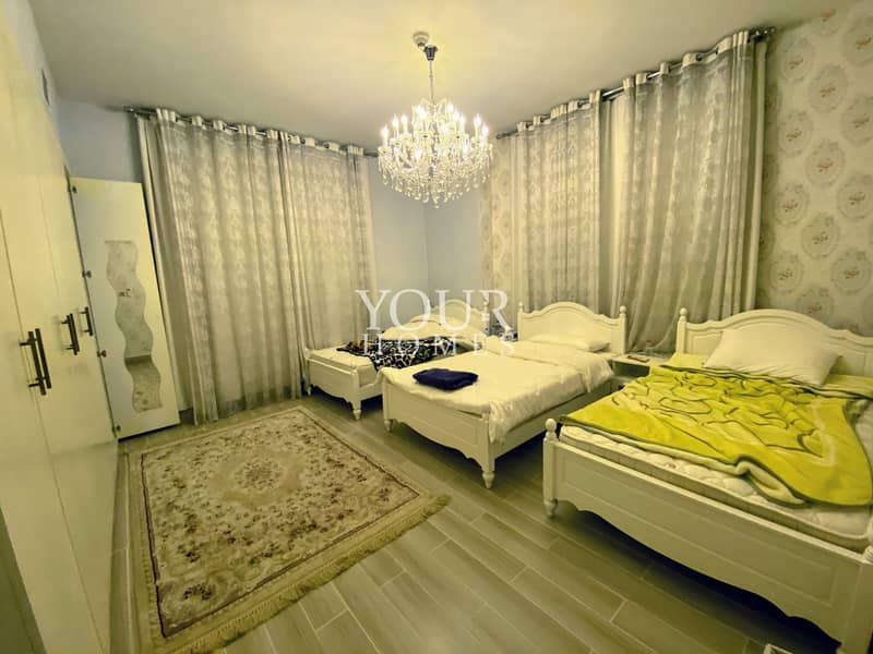 2 BS   Well Furnished & Upgraded 3bhk For Sale
