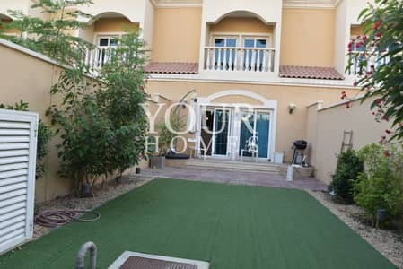 1 Bedroom Townhouse for Rent in Jumeirah Village Circle (JVC), Dubai - NK   Exclusive   1 bed Townhouse  fabulous unit well maintained