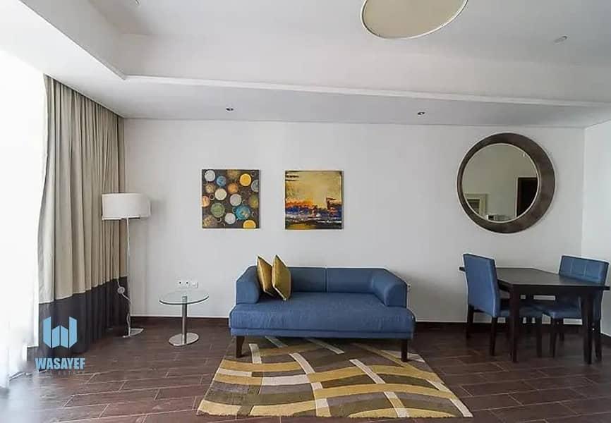 2 Larg Studio | Fully Furnished | Best Price