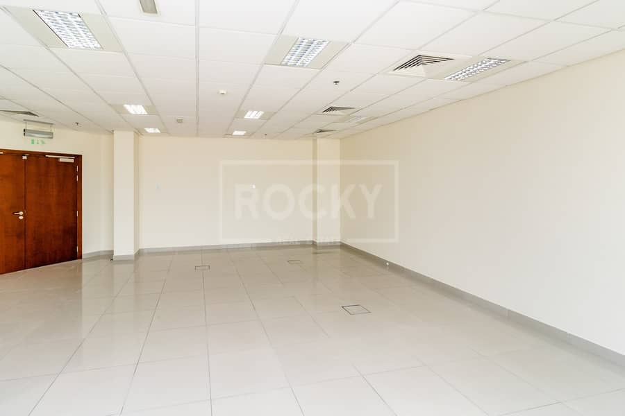 All inclusive   Low Floor   Fitted Office   DIP