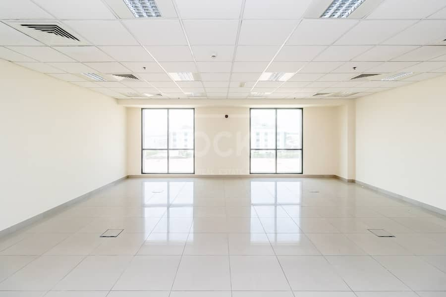 2 All inclusive   Low Floor   Fitted Office   DIP