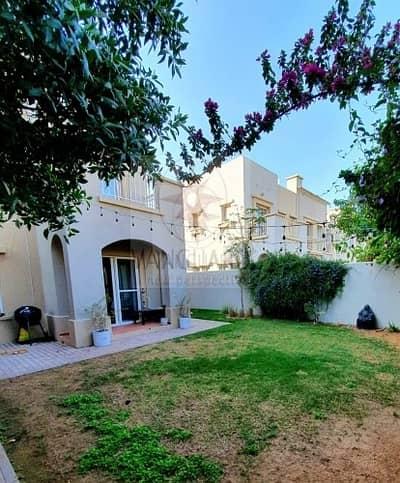 2 Bedroom Villa for Rent in The Springs, Dubai - Large Type 4E Corner Plot 2 Bedroom + Maid's Room