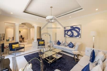 فیلا 6 غرف نوم للبيع في نخلة جميرا، دبي - New to Market | Great Rotunda | Immaculate Condition