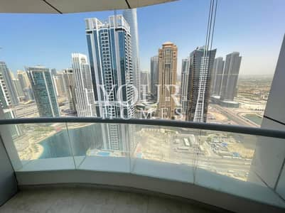 2 Bedroom Apartment for Rent in Jumeirah Lake Towers (JLT), Dubai - SO | Be the 1st Tenant- Brand New 2Bed With Lake & Sea view