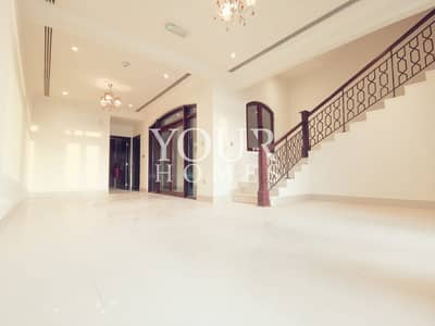 4 Bedroom Townhouse for Sale in Jumeirah Village Circle (JVC), Dubai - SB | Vacant 4Bed+Maid with Closed Kitchen For Sale